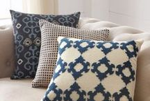 Textiles / From pillows to blankets and bedding to curtains, find beautiful linens to outfit your home. / by Home Decorators Collection