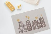 stamps / stamps & handmade stamps