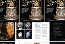 """EAT LOVE SAVOR Print Issue - """"The Masterful 100"""" Special Issue Print Magazine / The Top 100 Luxury Experts as selected by EAT LOVE SAVOR® international luxury lifestyle magazine"""