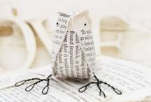 Crafts for Bookish Types / All things bookishly crafty.