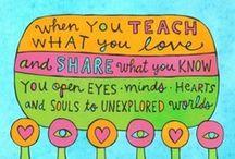 Teaching / by Devon Courtney