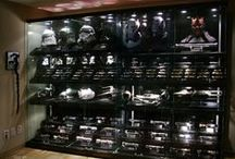 Man Cave / Things for to put in man cave. Me want these things. Gimmie. Fire bad.
