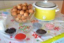 Desserts/ Sweets: Crockpot