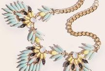 S P A R K L E / Wear jewelry. / by Charlotte Woods