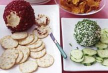 Appetizers & Snacks / Appetizers & snacks for every occasion / by Amber Hall