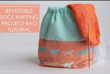 Crafts ~ Project Bags / by Stacy E