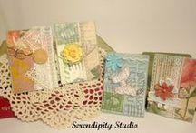 Art, Paper, Clay, Cardmaking  / Artisan work