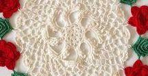 Crochet Doily Patterns / Best crochet doily patterns. Easy doily patterns to crochet. Crochet with thread. Crochet doily patterns, crochet patterns, Thread crochet patterns. Crochet doily patterns and crochet patterns for free