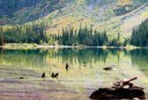 Hiking destinations and photos / Hiking destinations, photos, travel