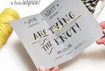 DIY Wedding Ideas / Free Printables & other DIY ideas for weddings & bridal showers!