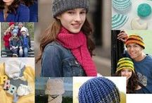 Crochet Hat Patterns / Easy and fun crochet hat patterns for women, men, boys, girls and babies. How to crochet a hat. Best hat crochet patterns. Baby hats to crochet. Winter hat crochet patterns.