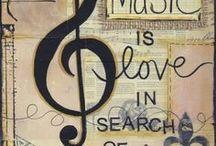 Music to my ears / Music, songs, lyrics