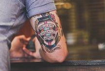 Tattoo / by Jason Whorton