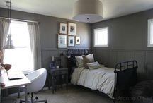 Boys Bedrooms / by Kylie Beach