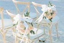 A Beach Chic Wedding