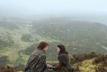 Fraser Clan / Outlander Series-Diana Galbadon