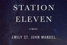 Station Eleven / If the world as you know it were to end, what would you miss most? From Emily St. John Mandel comes an audacious, darkly glittering novel about art, fame, and ambition set in the eerie days of civilization's collapse. Available now from Knopf.