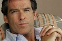 Pierce Brosnan / Because Pierce Brosnan deserves his own board.