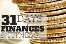 New Year's Resolutions / Fitness & Finance Goals