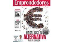 Portadas revista Emprendedores / Conoce los temas que publicamos cada mes en nuestra revista.