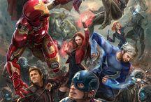 Marvellous / The best Marvel based art on the web