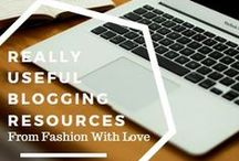 Great Blog resources / Free blog resources that I've found on the web to help build a great blog.