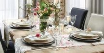 Tischkultur / Alles fürs perfekte Dinner findet ihr hier!