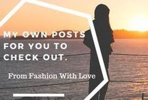 FFWL Posts / All the fashion, lifestyle and cruelty free makeup from fashion with love in one place.
