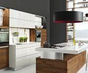 Holzküchen / Natürliches Raumklima schaffen. Ob Eiche, Buche, Ahorn oder Nussbaum, Küchen aus Holz liegen voll im Trend.