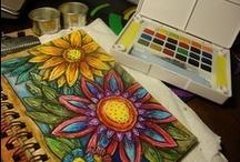 Art Journals / by Lydia Billman