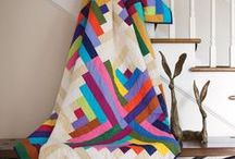 Modern Quilts / Projects from Fons & Porter's Love of Quilting which represent Modern Quilts. / by Fons & Porter's Love of Quilting