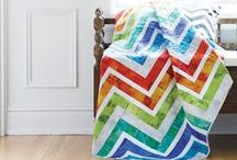 Easy Quilt Patterns / Easy Quilts to complete in a weekend or less.  / by Fons & Porter's Love of Quilting