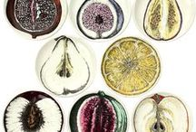 botanical and vegetable / by Hannah Harvey Alderson