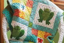 Baby Quilt Patterns & Projects / Quilts for baby / by Fons & Porter's Love of Quilting