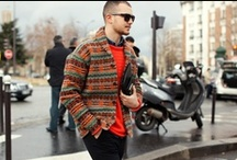 Street style _ chicos / by VintageLab