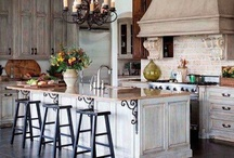 Dream kitchens / by Sandy McCune