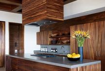 Architecture - Kitchens / Inspirational kitchen design, and finishes / by Kerri P