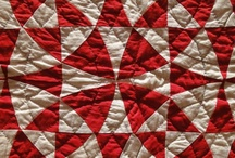 Quilts - one colour only / by Macareux Moine