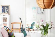 Decor / Inspiration of all sorts dedicated to making home look beautiful and feel cosy.  / by Beth McDermott