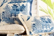 Blue and White / by Sandy McCune