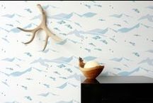 wallpaper / Wallpapers designed by Aimee Wilder