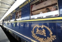 Orient Express / by Sandy McCune