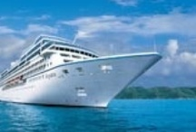 My Favorite Cruise Line / by Sandy McCune