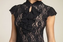 Ruffle and Lace / by Kenia Tucker-Godwin
