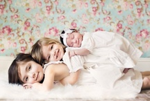 Capturing Moments / Endearing photos of darling children - ideas for preserving those precious moments of life