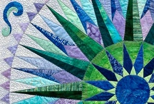 Art - Quilts & Fabric / by Brook Pecha