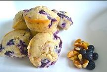 """Allergy Friendly Cookies, Muffins and Brownies / Gluten free, dairy free, soy free, egg free, peanut free,  corn free, nightshade free baked goods Basically """"what to eat when you can't eat anything"""". / by Candice M."""