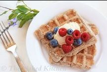 """Allergy Friendly Breakfasts / Gluten free, dairy free, soy free, peanut free, egg free, corn free, nightshade free breakfasts. Basically """"what to eat when you can't eat anything"""".  / by Candice M."""