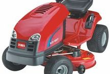 Garden Machines / The latest and greatest tools for the garden.