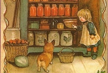 Kitchen Treasures / Looking for sugar-free, fat-free or butter-free? You won't find it here. All those who seek edible treasure...enter at your own risk. / by K. Keller